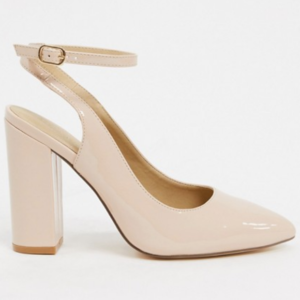 Blush pink trouwschoenen Truffle Collection